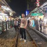 T-shirt man organic cotton belgian artist