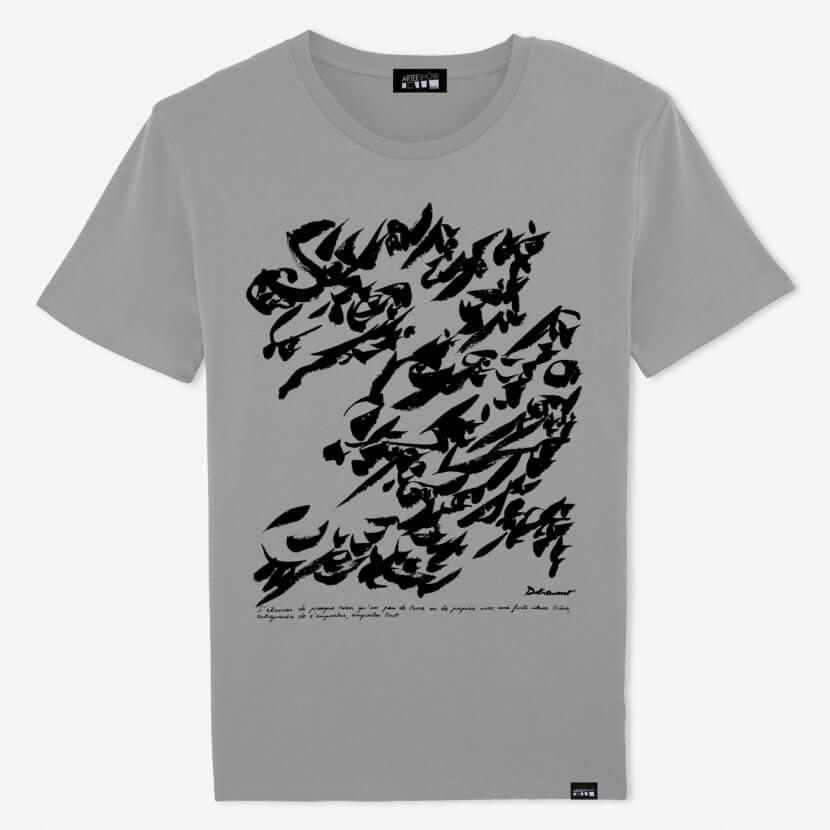 T-shirt Homme en coton biologique de Dotremont Logogramme