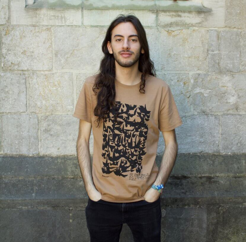 T-shirt Dotremont