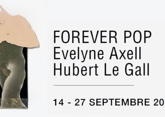 Exposition Evelyne Axell pop art belgian artist