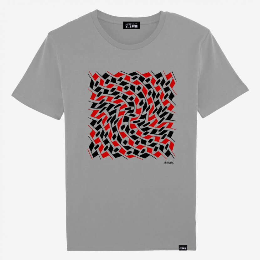 T-shirt Homme coton bio Maury