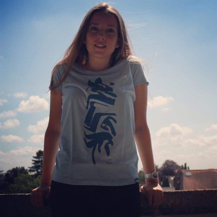T-shirt Jules Lismonde en coton biologique