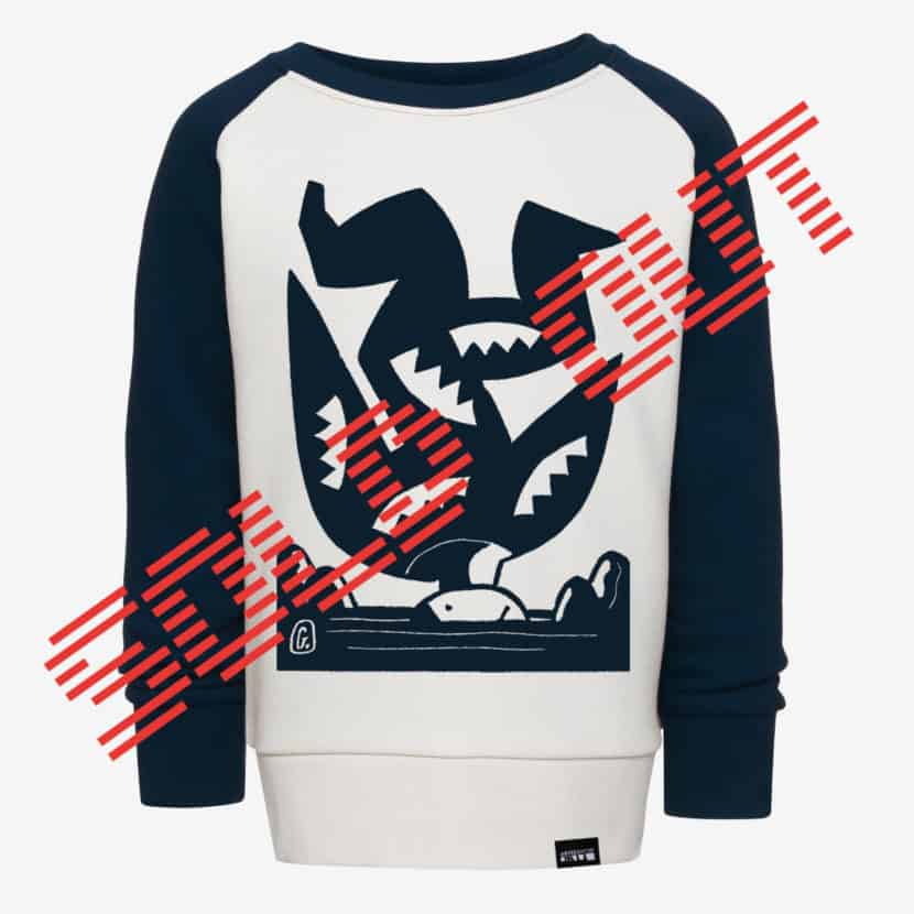 sweat shirt enfant josse goffin sold out