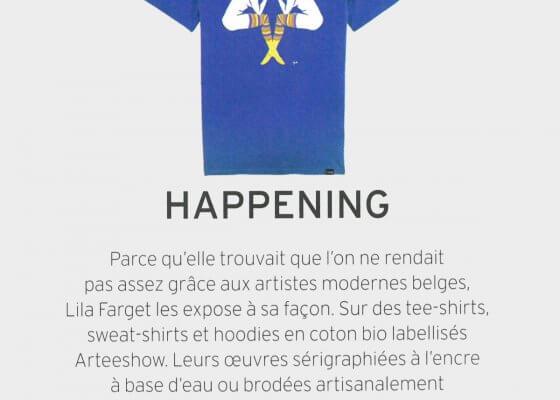 Article Le Vif Weekend arteeshow