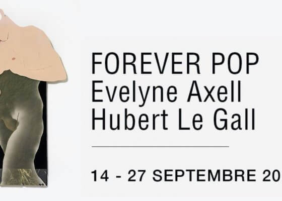 Exposition Evelyne Axell pop art belgian artist