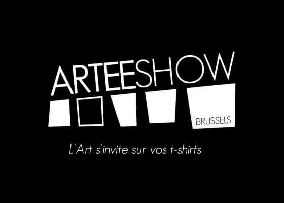 L'art belge sur vos t-shirts originaux marque arteeshow
