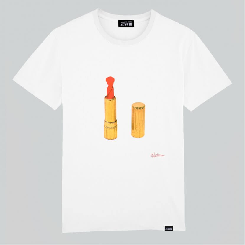 t-shirt homme en coton biologique élodie antoine