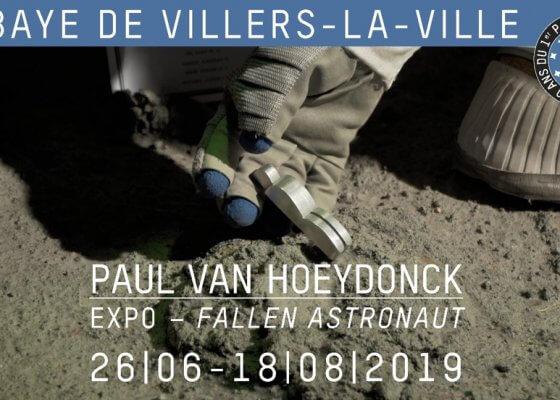 exposition de Paul Van Hoeydonck à l'abbaye de Villers-la-Ville