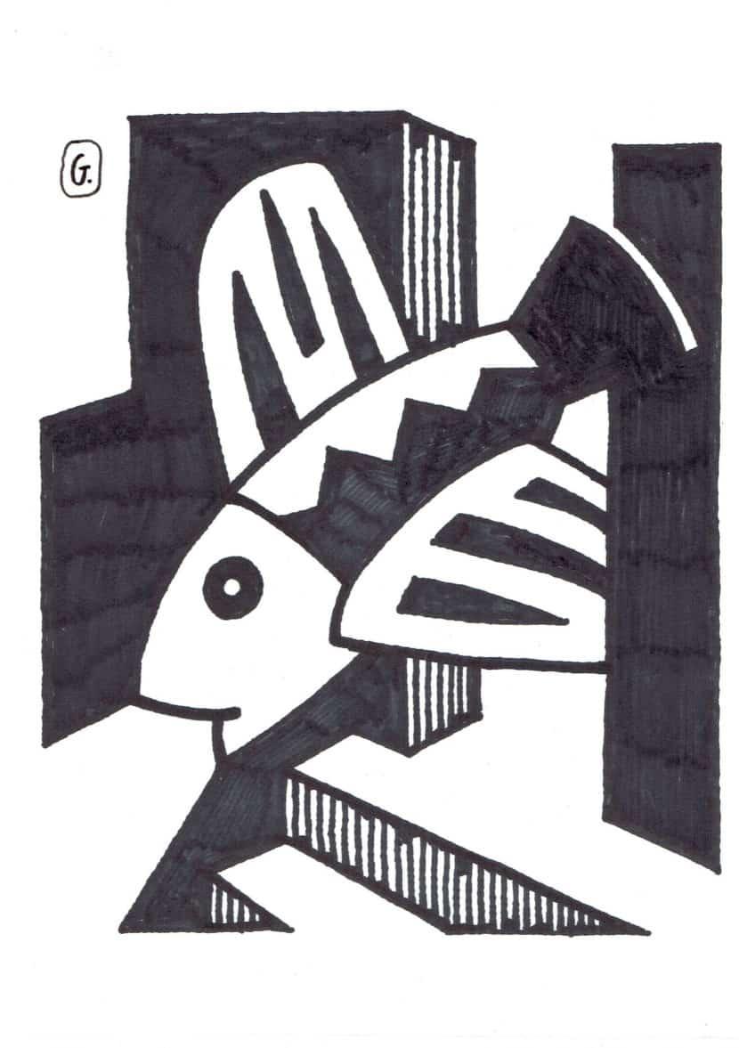 Josse goffin linogravure