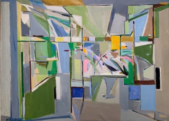 Mig Quinet expose à la belfius art gallery