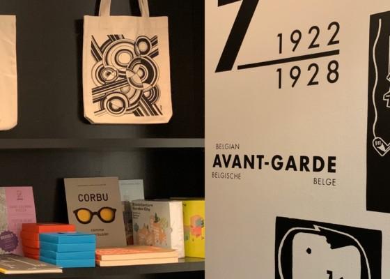 7 arts avant garde belge exposition au civa bruxelles