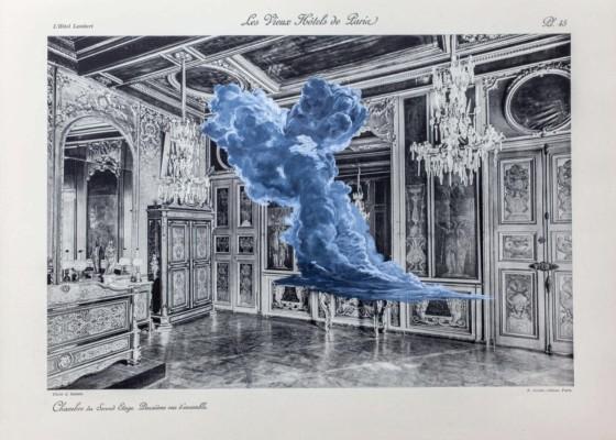 Exposition Stephan Balleux à la DMW gallery