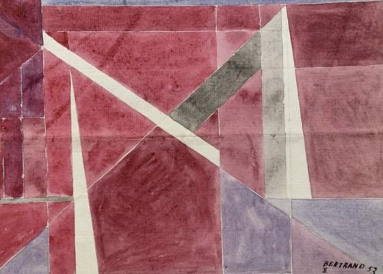 Gaston Bertrand à la Callewaert Vanlangendonck Gallery