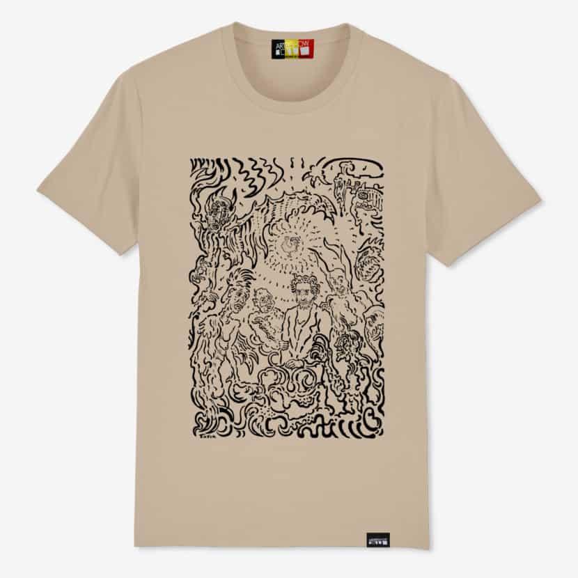 t-shirt James Ensor