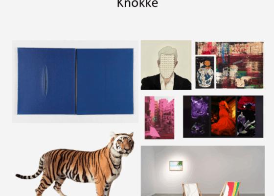 belgian gallery à knokke